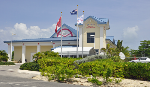 The Cayman Motor Museum