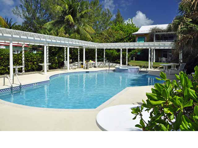 Coconut Bay - The front pool