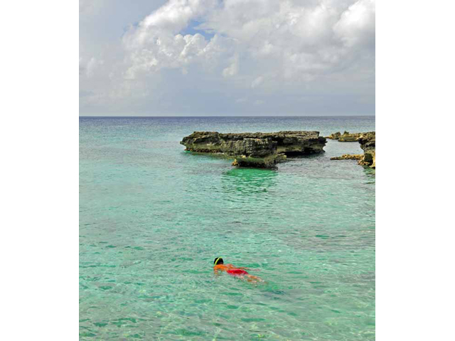 Smith Barcadero - Caribbean style swimming hole